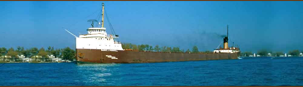 Great Lakes Vessel History